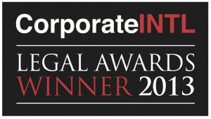 Legal Awards 2013 logo Cropped