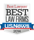 JMBM Best Law Firm 2014